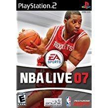 NBA Live 07 - PlayStation 2
