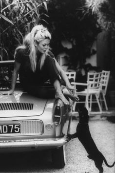 Vintage - Brigitte Bardot