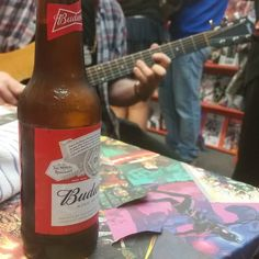 Birthday celebrations are in full swing at That Comic Shop in Preston. Come along and enjoy the live music tombola raffle Magic the Gathering discounts and offers and CAKE!