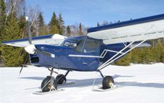 Custom skis and wheel skis - Kit aircraft photos from around the world Plane Photos, Aircraft Photos, Stol Aircraft, Kit Planes, Light Sport Aircraft, Bush Plane, Private Pilot, Air Space, Planes