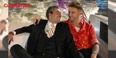 Petekkaya ve Akçıl'ın Miami pozu tartışılıyor: Cinsel tercihlerini bilmesem: Dizi oyuncuları Erkan Petekkaya'nın ve Sinan Akçıl'la Miami'de çekilmiş eski bir karesini paylaştı, sosyal medyada ortalık karıştı.