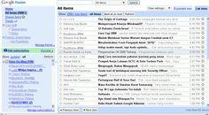 Memanfaatkan Account Gmail untuk Berlangganan Postingan: Catatan Sawali Tuhusetya Accounting, Reading, Reading Books