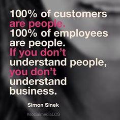 Words of wisdom by Simon Sinek. #marketing #quotes