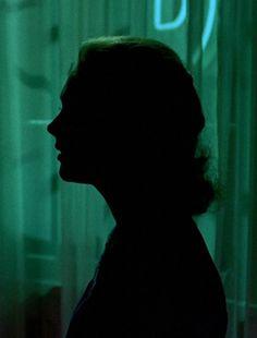 Kim Novak in Vertigo (1958, dir. Alfred Hitchcock)