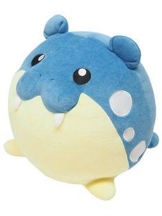 Crunchyroll - Spheal Mochifuwa Cushion PZ16 - Pokemon