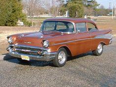 1957 Chevrolet Impala | 1957 Chevy Bel Air - Chevy Impala | Suplado Online