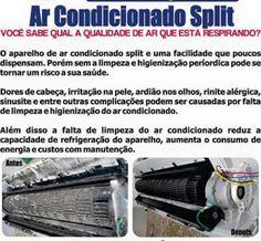 REFRIGERAÇÃO  HOUSE MACHINE: Limpar o filtro do ar-condicionado é muito importa...