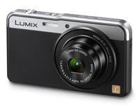 Panasonic DMC-XS3EB-K Compact Digital Camera - Black