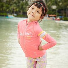 Choo Sarang And Her Family Are All Smiles In Summery Photo Shoot By The Beach | Soompi