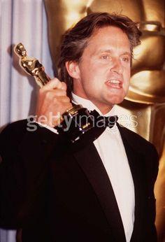 Michael Douglas won best actor for Wall Street in 1987
