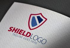 Shield Logo by Samedia Co. on Creative Market