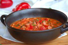 Würstchengulasch - schnell gekocht, ohne Tüte by Karambakarina's Welt