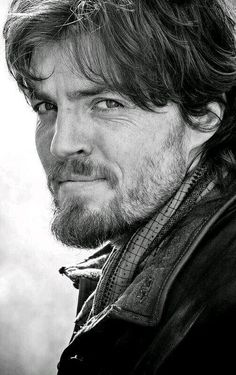 Tom Burke as Athos Bbc Musketeers, The Three Musketeers, Tom Burke Actor, Tom Burke Cormoran Strike, Brothers In Arms, Smiling Man, Old Tv Shows, Tv Actors, Black White Photos
