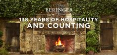 Beringer Winery, St. Helena, Napa Valley - wine tours and tastings.  http://www.beringer.com/