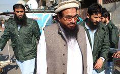 جماعت الدعوة سربراہ حافظ سعید نےپٹھان کوٹ جیسے واقعات کی دھمکی دی