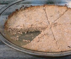 GF Ginger Spiced Shortbread (AIP, Paleo, SCD, GAPS)