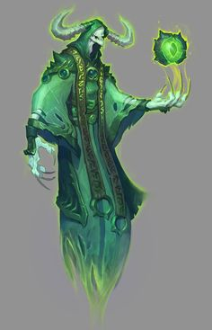 Spectral Inquisitor from World of Warcraft: Legion