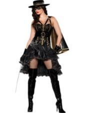 Adult Beautiful Bandita Costume - Party City
