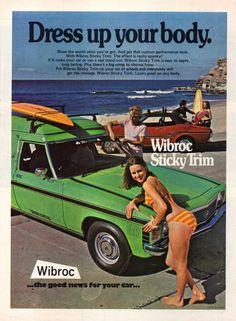 Australian Vintage, Australian Cars, Advertising Pictures, Car Advertising, Holden Kingswood, Holden Australia, Aussie Muscle Cars, Custom Muscle Cars, Car Brochure