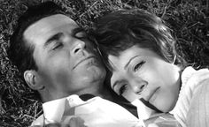 1964 The Americanization of Emily. Julie Andrews and James Garner