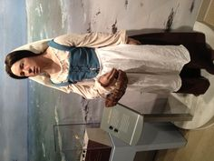 """Museum of Florida History - This is Ana Mendez from our """"Forever Changed: La Florida 1513-1821"""" exhibit!"""