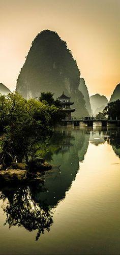 Xina, Guangxi.