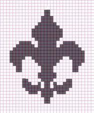 Bildergebnis für Damask Cross Stitch Pattern