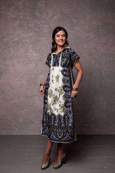 Товары ЭТНО ФРЭШ (ETNO FRESH) Дизайнер Марина Вилисова. – 31 товар Short Sleeve Dresses, Dresses With Sleeves, High Neck Dress, Textiles, Fashion, Gowns With Sleeves, Moda, Sleeve Dresses, Fasion