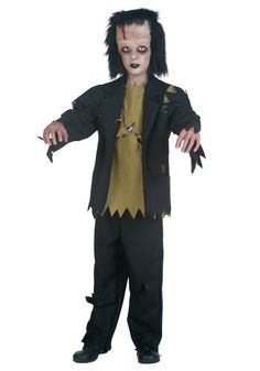 Halloween costume for kids how to make a frankenstein monster frankenstein costumes for boys costume ideas classic costumes frankenstein costumes reanimated boys solutioingenieria Image collections
