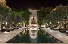La Villa des Orangers #NUXE #Spa #SpaNUXE #Détente #BienEtre #Cocooning #Beauty #Marrakech