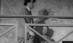 """More than 60 years after its release, a French cinema historian and 2 US crime-writers almost simultaneously happened on the same bizarre discovery - that Raymond Chandler, uncredited and previously unnoticed, has a tiny cameo in """"Double Indemnity."""""""