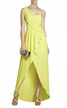 Bcbg is my go to! Stores always have racks of amazing dresses on sale! -Diandre