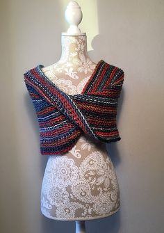 Ravelry: Cool Breezes Twist pattern by Dayna Scoles