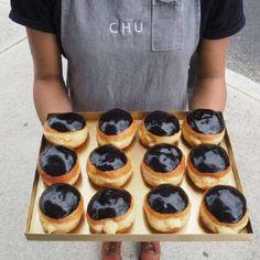 Massachusetts – Boston Cream Pie from Lyndell's Bakery - Provided by Chubakery via Instagram/Spoon University