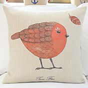 """18 """"Lovely coton / lin Coussin décoratif Red ... – CAD $ 17.85"""