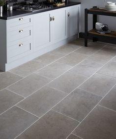 Dorsaf Tumbled Grey Tile | Topps Tiles