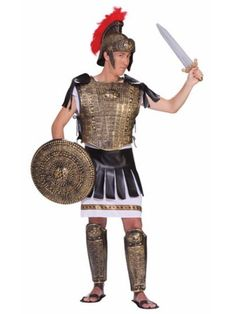 Roman Soldier Costume | Wholesale Greek & Roman Costumes for Men