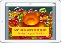Looking for ideas for getting photos into your Book Creator books? We've got you covered. These sites contain royalty free and free to download images.