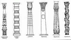 Tipos de columnas barrocas