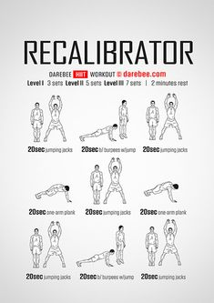 Recalibrator Workout   Posted By: NewHowtoLoseBellyFat.com