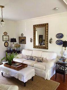 The Gardener's Cottage Inspiration for living room...