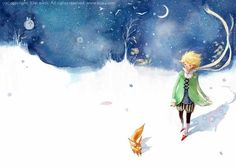 The Little Prince by Kim Min Ji, Korea