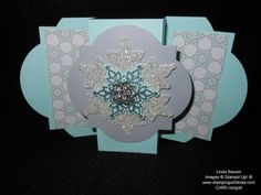 Linda Bauwin - CARD-iologist   Helping you create cards from the heart