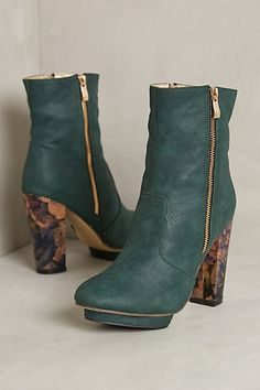 Arden Wohl Everett Boots  -  those heels!!!