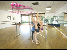 How to do a Straight Scorpion