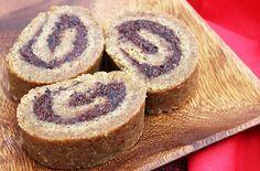 Ruladă din FRUCTE și SEMINȚE – fără zahăr, fără făină, fără coacere