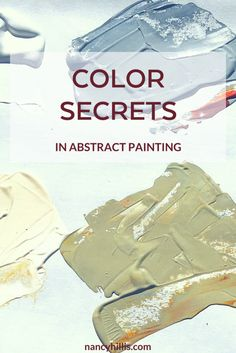 Learn color secrets in abstract painting the pros know. Create visual impact using color contrast. Work with simplicity, constraint and experimentation.