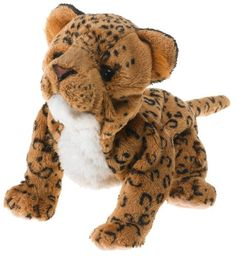 Fur Real  Newborn Baby Cub Leopard *** See this great product.