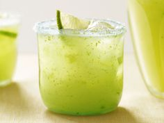 Jalapeno Margaritas - a must try!