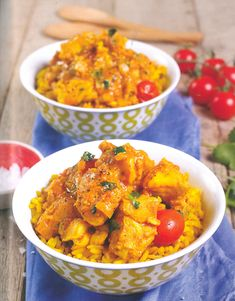 Resep: Kaaps-Maleise viskerrie met geelrys Seafood Recipes, Curry, Meet, Ethnic Recipes, Awesome, Curries, Seafood Rice Recipe, Kalay, Be Awesome